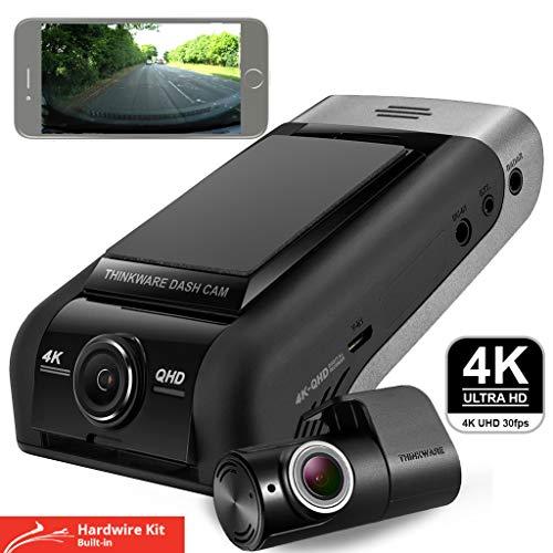 Thinkware F770 HD GPS WIFI coche Dash Cam Luz Roja 16 GB Cámara de colisión de velocidad y