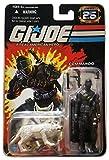 G.I. Joe 25th Anniversary: Snake Eyes (Commando) & Timber Wolf 3.75 Inch Action Figure
