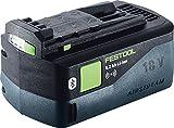 Festool Akkupack BP 18 Li 5,2 AS-ASI Herstellernr. 202479, 18 V, Schwarz/Grün