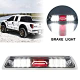 f150 3rd brake light replacement - High Mount Stop Lights Third 3rd Brake Lights Replacement for Ford F150 F-150 09-14 2009 2010 2011 2012 2013 2014 Clear LED Rear Cab Roof Center Mount Brake Stop Tail Cargo Light Lamp