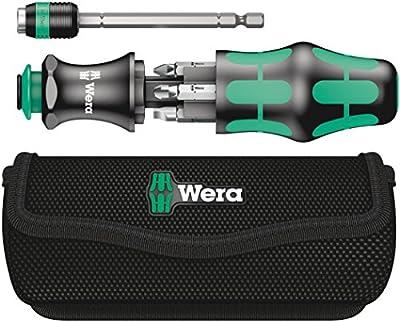 Wera 051024 Kraftform Kompakt 25 Pouch Set from Wera Tools