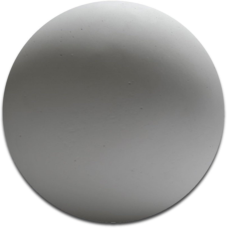 Gipsabdruck Kugel Form B004O78MBY | Produktqualität