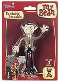 NJ Croce Mr. Bean Bendable Figure