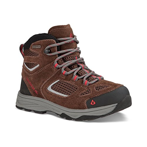 Vasque Breeze III UltraDry Kids Toddler-Youth Boot 10 M US Toddler Brown-Chili Pepper