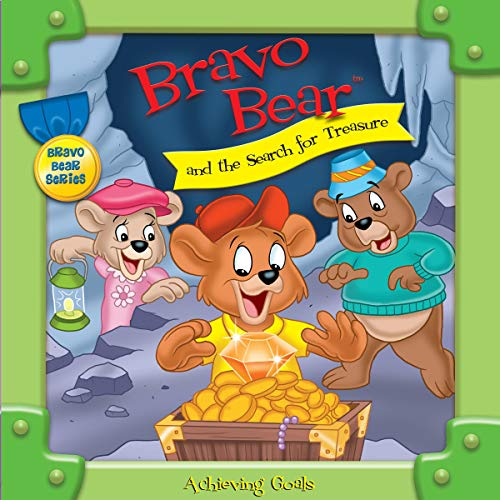 Bravo Bear and Search for Treasure Audiobook By Christian Hainsworth cover art