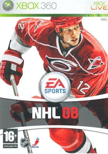 NHL 08 [Importación italiana]