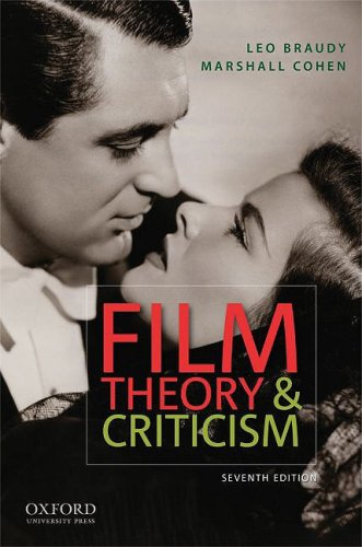 Compare Textbook Prices for Film Theory and Criticism Seventh Edition ISBN 9780195365627 by Braudy, Leo,Cohen, Marshall