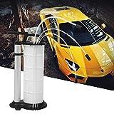 DiLiBee Ölabsaugpumpe Absaugpumpe Flüssigkeitsabsaugpumpe Ölpumpe Handpumpe 9 Liter Umfüllpumpe