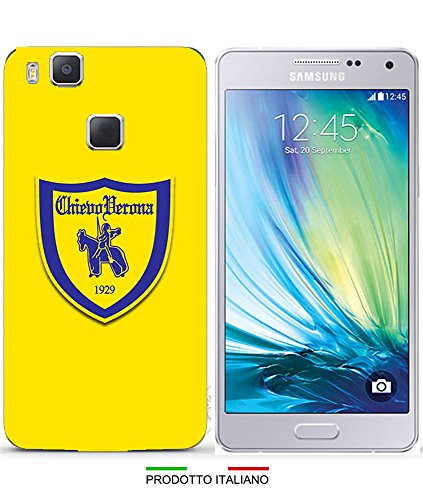 Cover Calcio Chievo Verona per iPhone 3G 4S 5S 5C 6 6Plus 7 8 Plus X Huawei P6 P8 Lite P8 Lite 2017 P9 Lite P10 Lite P20 Lite per SPECIFICARE Il Modello Desiderato Inviare Un Messaggio al Venditore
