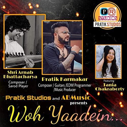 Pratik Karmakar, Arka Bhattacharya & Tania Chakraborty