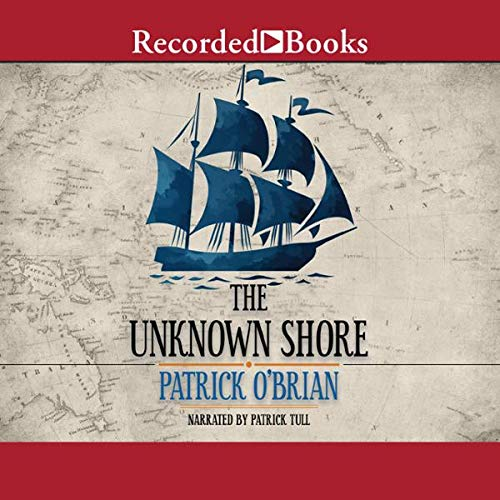 The Unknown Shore audiobook cover art