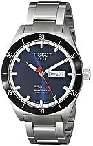 Tissot Herren-Armbanduhr PRS516 T0444302104100