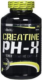 Creatine PH-X - 210 capsules - Biotech by BiotechUSA