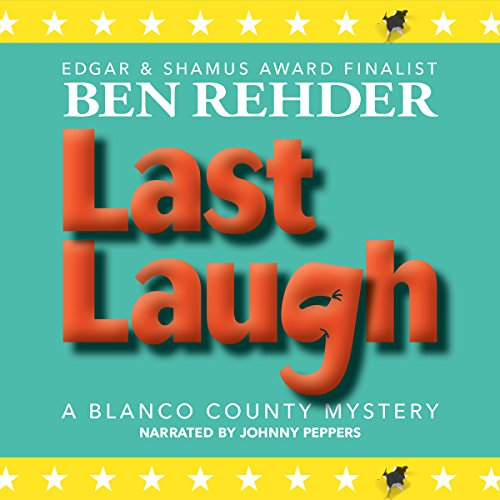 Last Laugh audiobook cover art