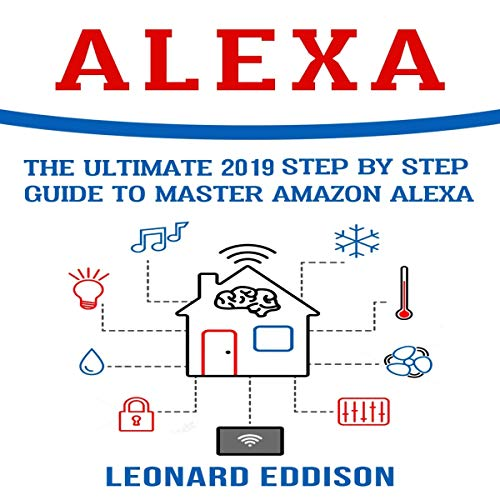 Alexa, Book 1 audiobook cover art