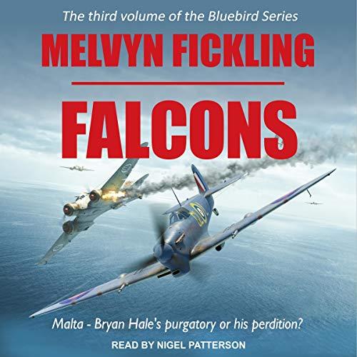 Falcons cover art