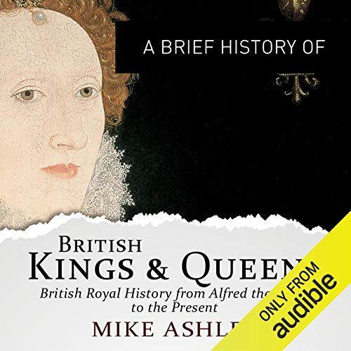 A Brief History of British Kings and Queens Titelbild
