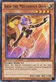YU-GI-OH! - Aria The Melodious Diva (DUEA-EN014) - Duelist Alliance - Unlimited Edition - Common
