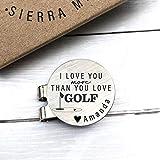 Sierra Metal Design Golf Ball Markers
