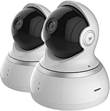 YI Dome Security Camera 2pc, 1080p HD Indoor...