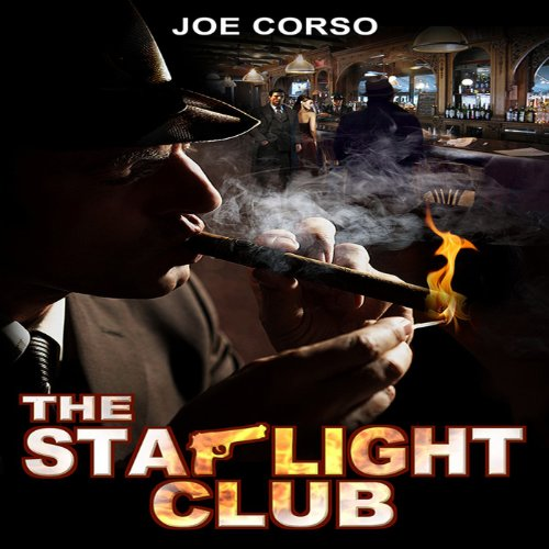 The Starlight Club audiobook cover art