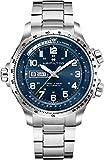 Reloj Hamilton Khaki X-Wind Day-Date Auto Brazalete Acero H77765141