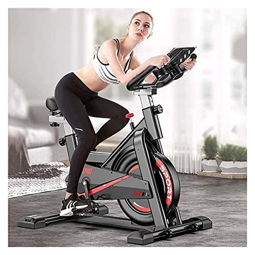 RSBCSHI Bicicleta de Ejercicios de Oficina en casa, con Resistencia a la Velocidad, Perder el Peso de los Equipos de Fitness, para Hombres, Mujeres y niños