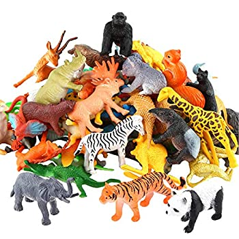 Best plastic animals Reviews