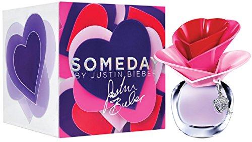 Justin Bieber Someday - Agua de perfume, 50 ml