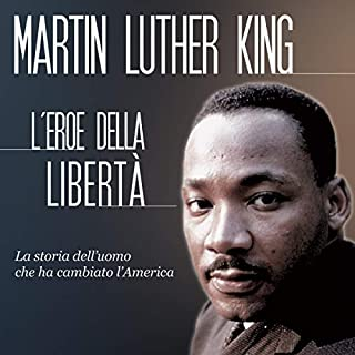 Martin Luther King copertina