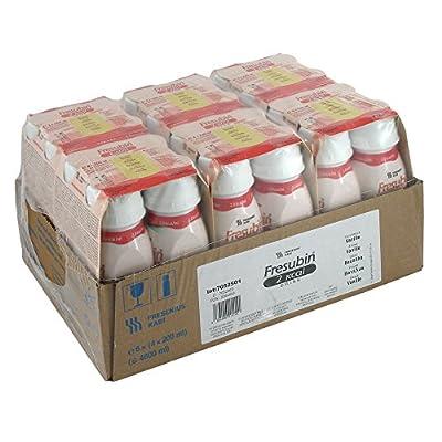 Fresenius Kabi Fresubin 2 kcal Drink Vanille Trinkflasche, 24 x 200 ml
