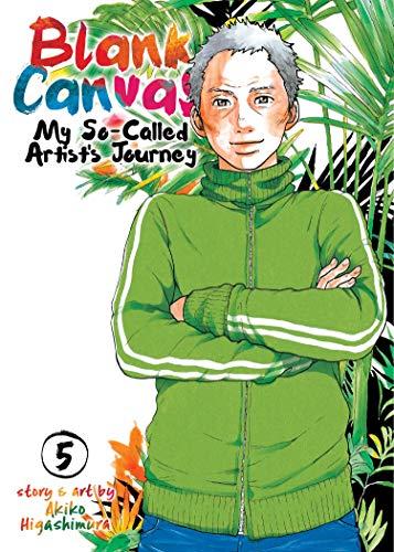 [画像:Blank Canvas My So-Called Artist's Journey 5 (Blank Canvas: My So-Called Artist's Journey)]