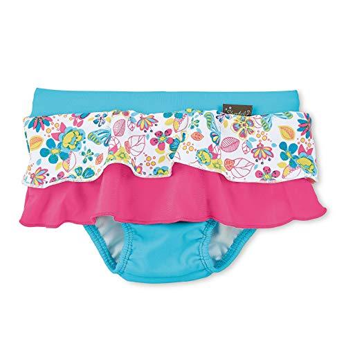 Sterntaler Baby-Mädchen Hut Bikini Bottoms, türkis, 104 (Herstellergröße: 98/104)
