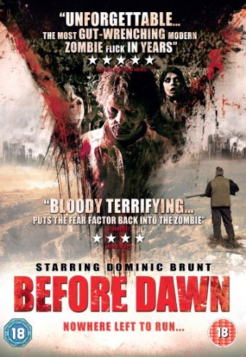 Before Dawn [DVD] by Dominic Brunt