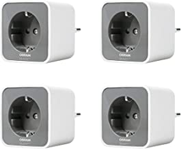 OSRAM Smart+ Plug, ZigBee schakelbaar stopcontact, voor lichtregeling in uw smart Home, direct compatibel met Echo Plus en...