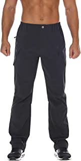 Nonwe Men's Quick Dry Water-Resistant Hiking Camping Pants