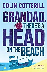 Grandad there's a head on the beach