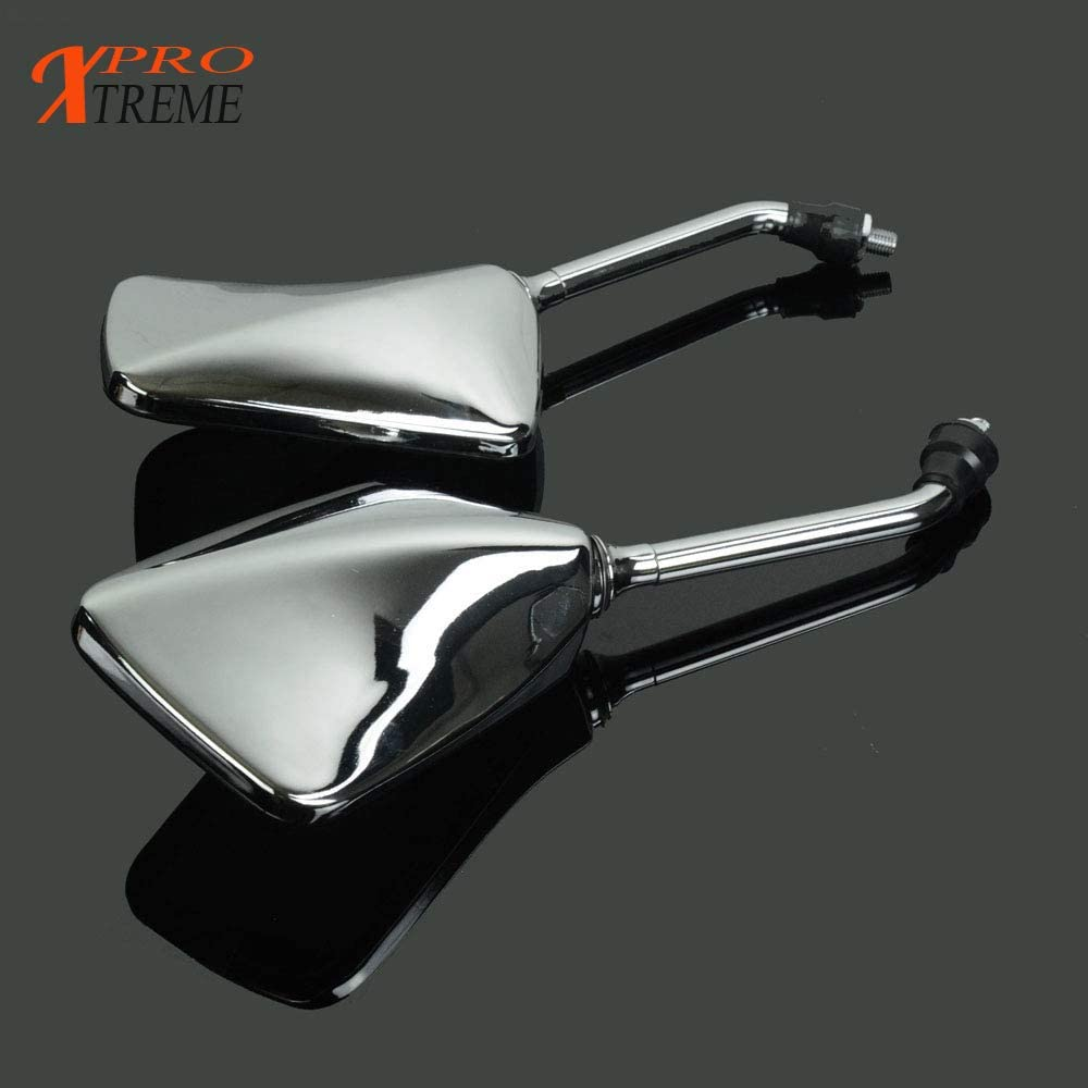FINCOS Motorcycle 8MM favorite 10MM Aluminum CB for Mirror Honda Rearview Tampa Mall