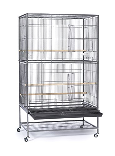 Prevue Hendryx Wrought Iron Flight Cage with...