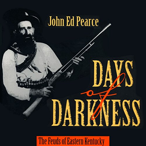 Days of Darkness audiobook cover art