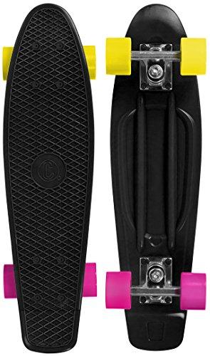 JUICY Susi Penny Board Skate Sk8 schwarz black 22,5