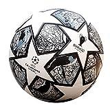 CSSM 2021 Champions League Football Fans Memorabilia Soccer Regular No. 5 Ball Birthday Present A Variety of Styles (A1)