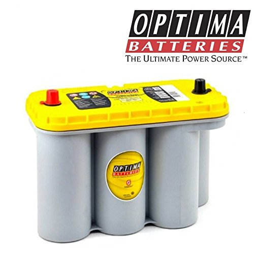 yts5.5 Batterie gelbe Optima YELLOWTOP 12 V 75 Ah YT S 5.5 Deep Cycle Yellow Top