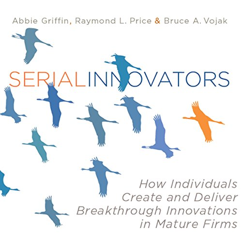 Serial Innovators audiobook cover art