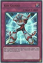 Yu-Gi-Oh!! - Kid Guard (LCGX-EN114) - Legendary Collection 2 - 1st Edition - Ultra Rare