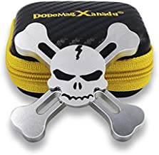 DoDoMagxanadu Skull Hand Fidget Spinner Metal Spinner Toy Focusing Fidget Toys Relievers Stress and Anxiety for Kids & Adu...