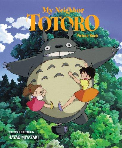 My Neighbor Totoro New Pictuha: New Edition (My Neighbor Totoro Picture Book (New Edi)