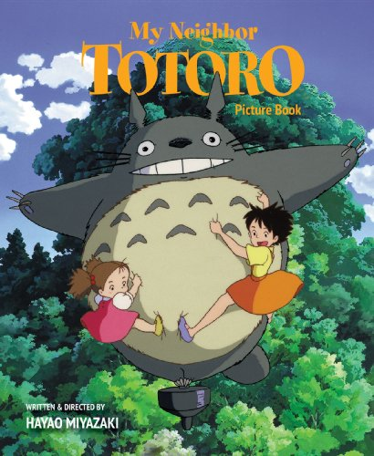 My Neighbor Totoro Picture Book: New Edition