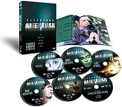 Amenabar 2014  - Pck5 (Tesis (Reedicion) / Abre Los Ojos / Los Otros / Mar Adentro / Agora) [DVD]