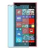 Vaxson 3 Stück Anti Blaulicht Schutzfolie, kompatibel mit Nokia Lumia 1520, Bildschirmschutzfolie Displayschutz Blasenfreies TPU Folie [nicht Panzerglas] Anti Blue Light